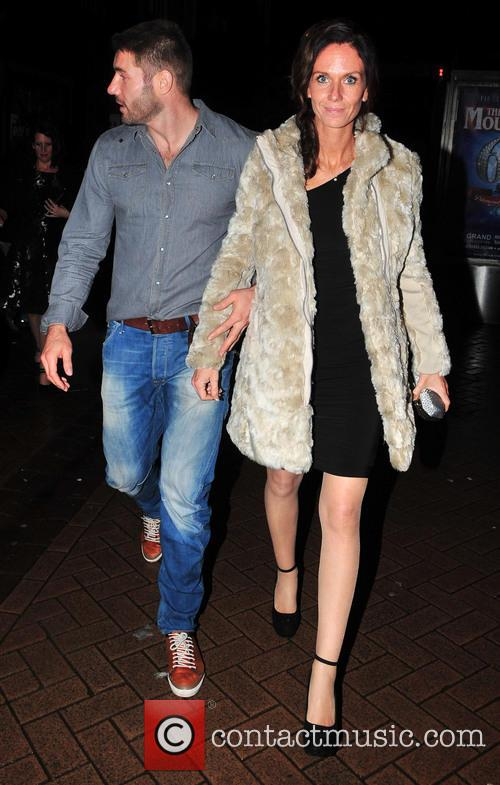 Celebrities attend the Strictly Come Dancing After Party