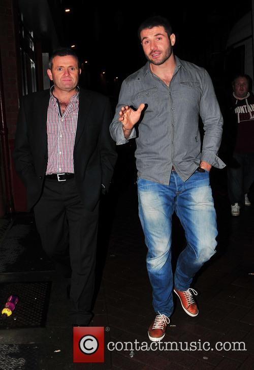 ben cohen celebrities attend the strictly come 3957586