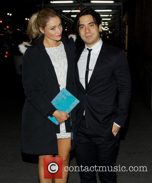 Katrina Bowden and Ben Jorgensen 2