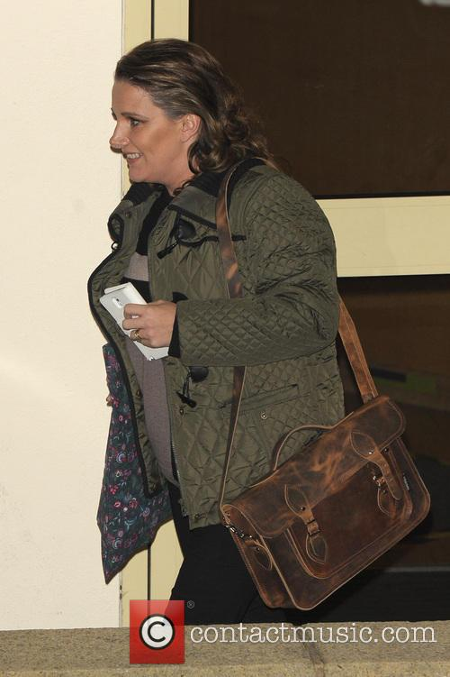 sam bailey celebrities at x factor at 3957566