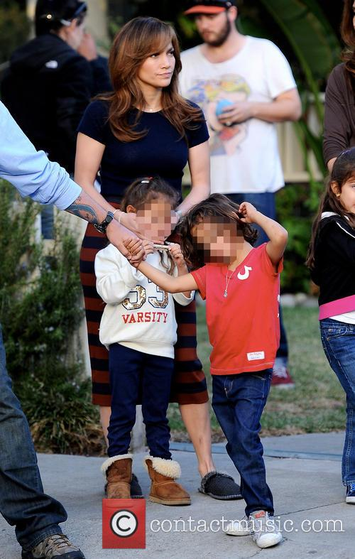 Jennifer Lopez, Max and Emme 3