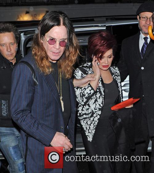 Sharon Osbourne and Ozzy Osbourne 6