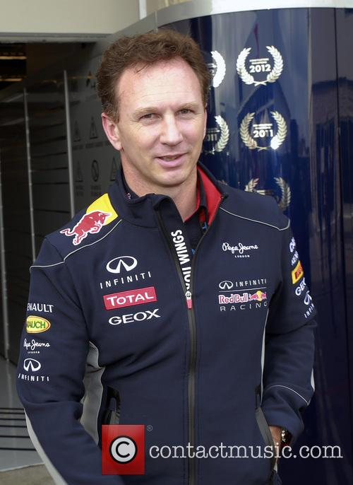 Formula One and Christian Horner 10
