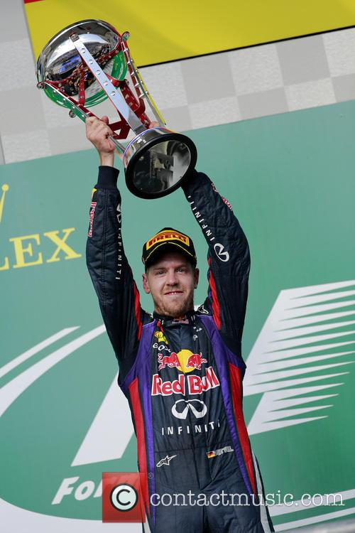 Formula One and Sebastian Vettel 4