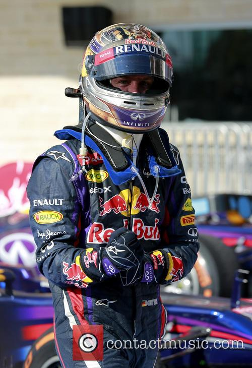 Formula One and Sebastian Vettel 5