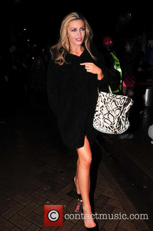 abbey clancy abbey and peter crouch at 3957500