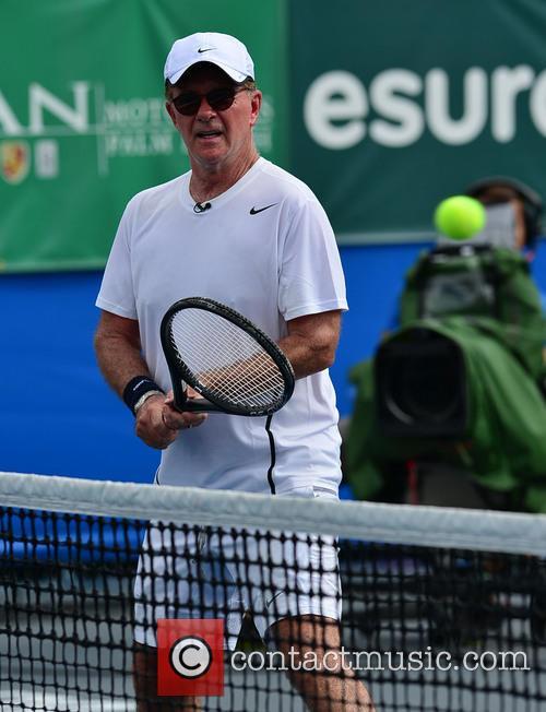 Alan Thicke, Delray Beach Tennis Center