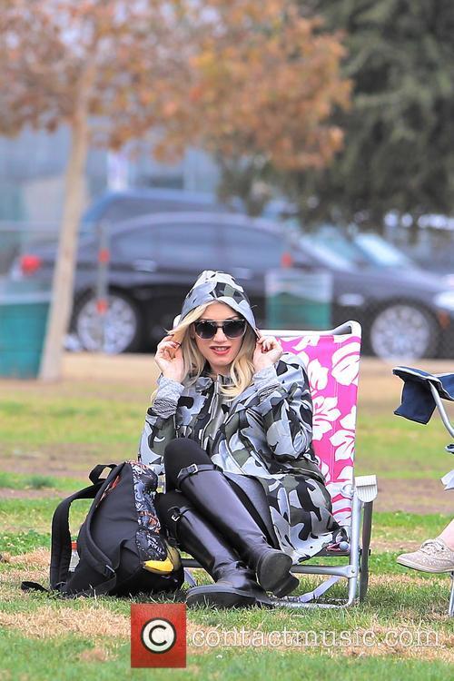 Gwen Stefani and Kingston Rossdale 21