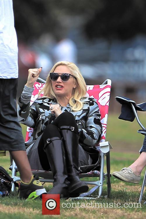 Gwen Stefani and Kingston Rossdale 23