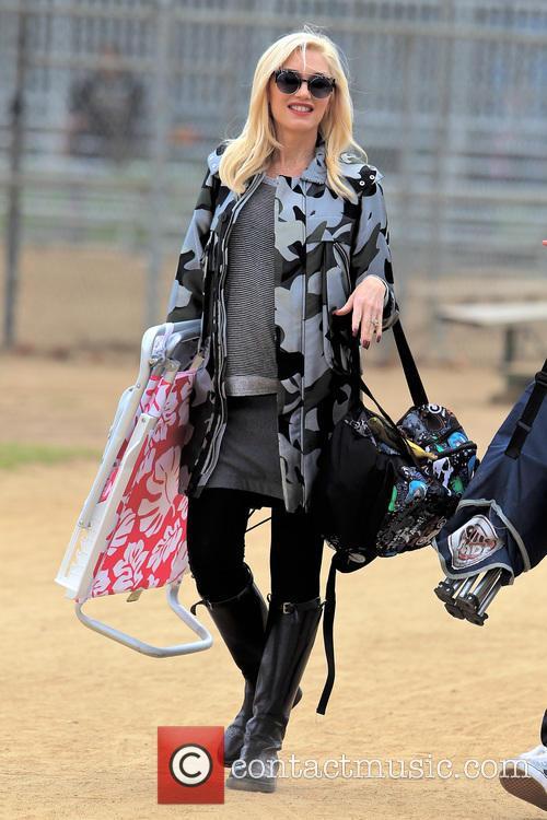 Gwen Stefani and Kingston Rossdale 24