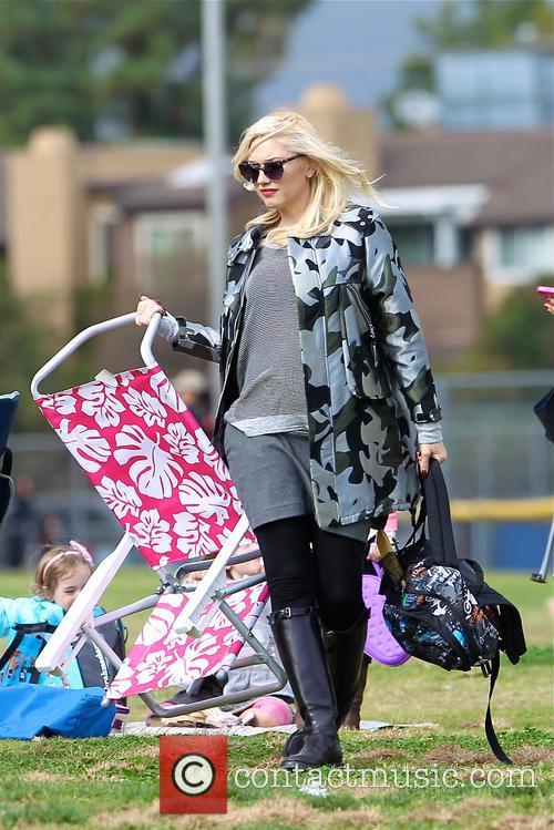 Gwen Stefani and Kingston Rossdale 27