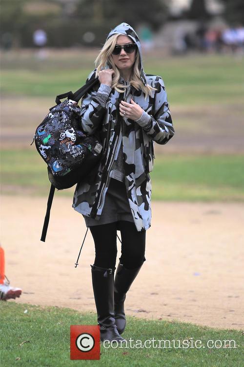 Gwen Stefani and Kingston Rossdale 48
