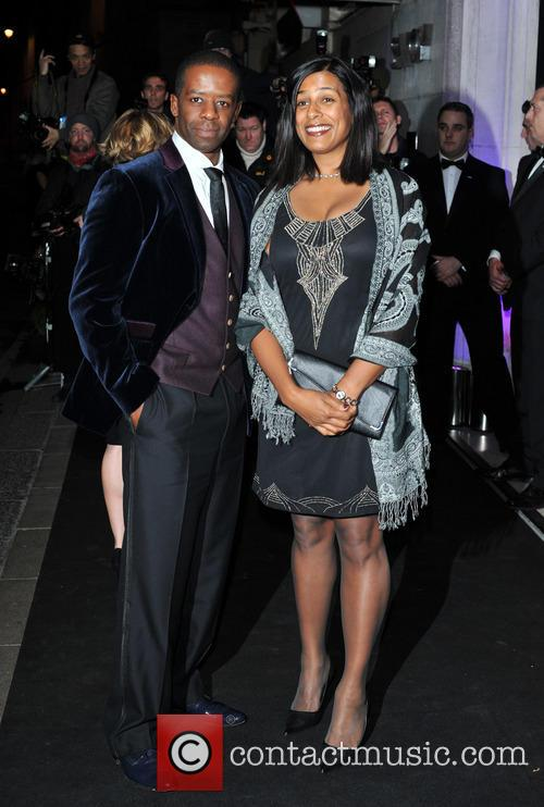 Adrian 	Lester and Guest 1