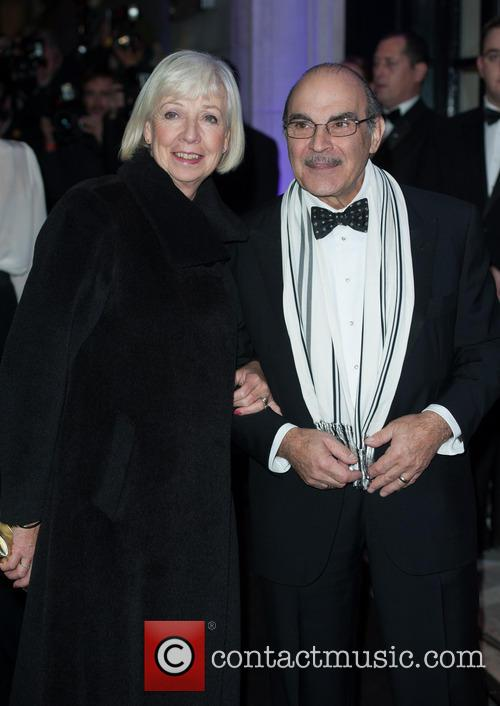 David Suchet and Guest 2