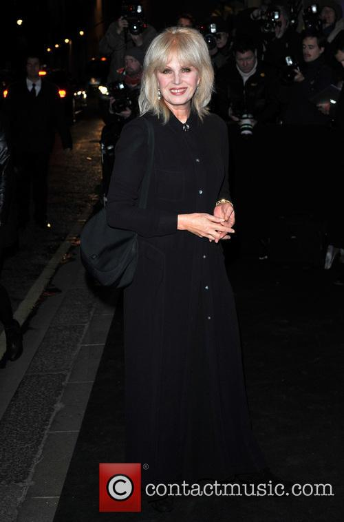 joanna lumley london evening standard theatre awards 3957833