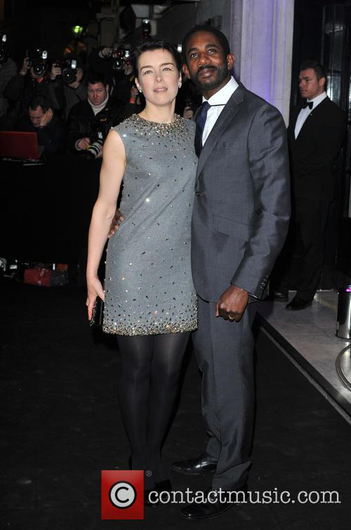 Olivia Williams and Rhashan Stone 1