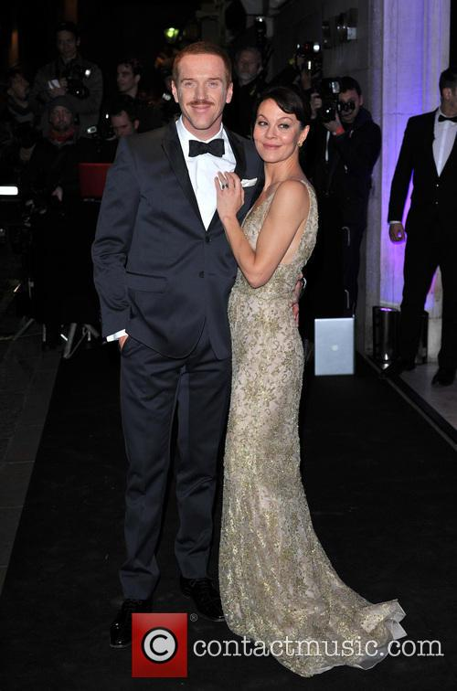 Damian Lewis and Helen Mccrory 4