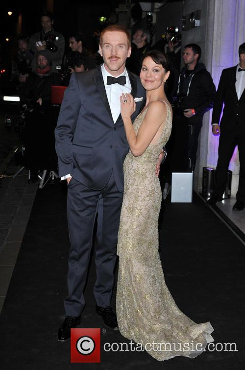 Damian Lewis and Helen Mccrory 5