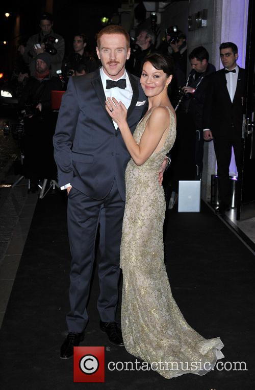 Damian Lewis and Helen Mccrory 6