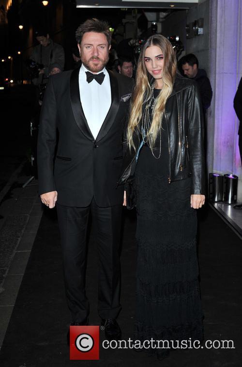 Simon Le Bon and Amber Le Bon 2