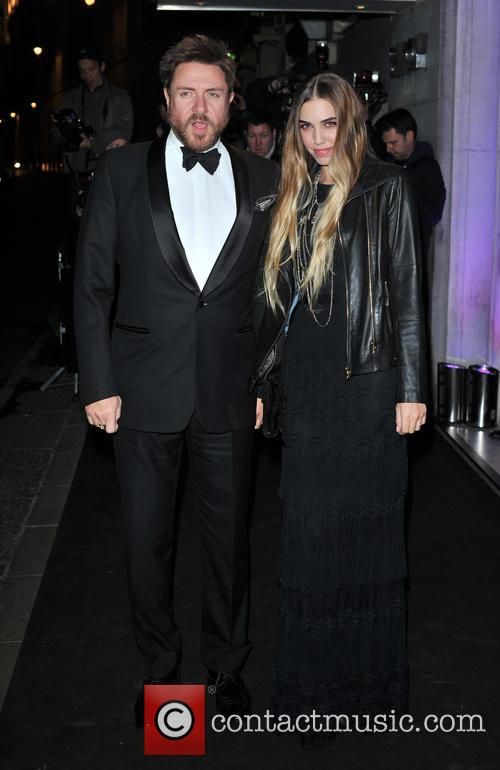 Simon Le Bon and Amber Le Bon 3