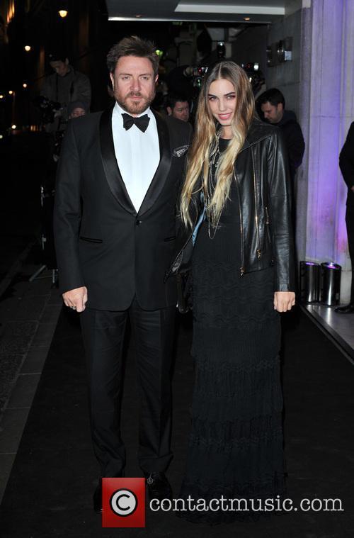 Simon Le Bon and Amber Le Bon 4