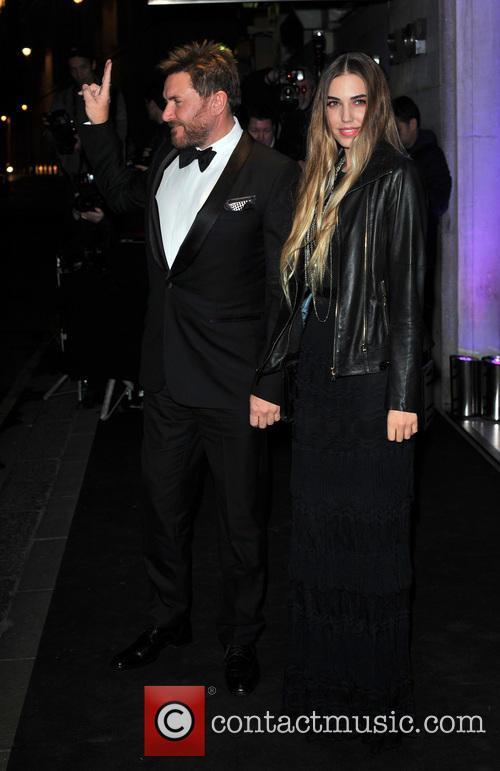 Simon Le Bon and Amber Le Bon 1