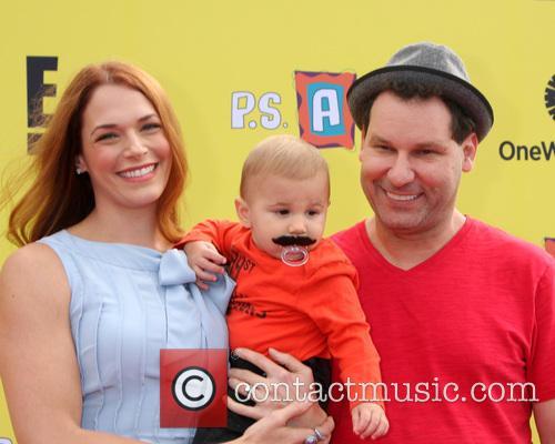 Amanda Righetti, Knox Addison Alan and Jordan Alan