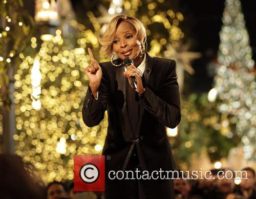 Mary J. Blige, The Grove