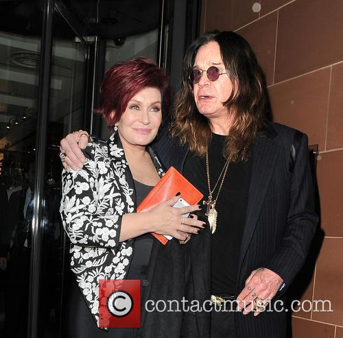 Sharon Osbourne and Ozzy Osbourne 4