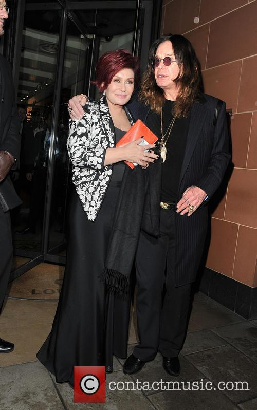 Sharon Osbourne and Ozzy Osbourne 5