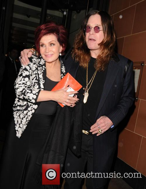 Sharon Osbourne and Ozzy Osbourne 10
