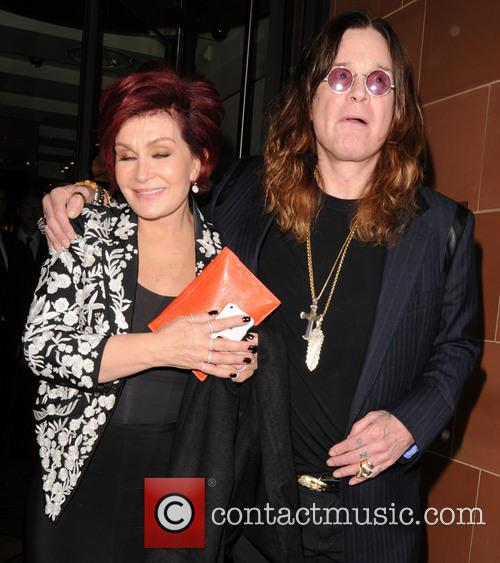 Sharon Osbourne, Ozzy Osbourne, uk, The X Factor