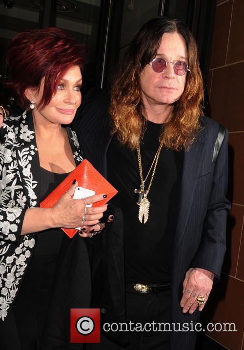 Sharon Osbourne and Ozzy Osbourne 6