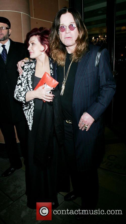 Sharon Ozzy Osbourne
