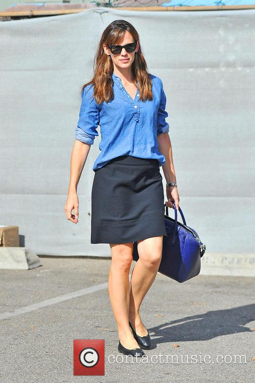 Jennifer Garner Out And About