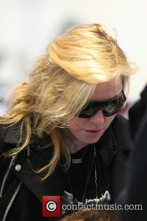 Madonna, LAX