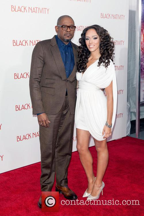 Forest Whitaker and Grace Gibson 7