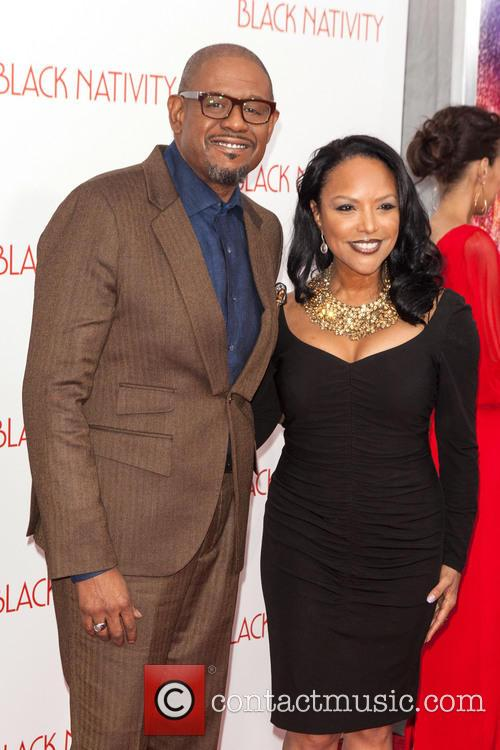 Forest Whitaker and Lynn Whitfield 8