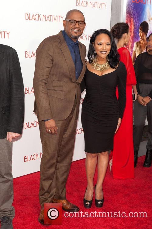 Forest Whitaker and Lynn Whitfield 9