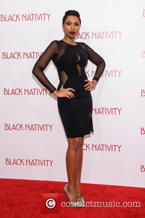 Jennifer Hudson, Black Nativity Premiere