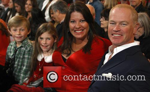 Neal Mcdonough, Ruve Mcdonough, Morgan Patrick Mcdonough and Catherine Maggie Mcdonough 2