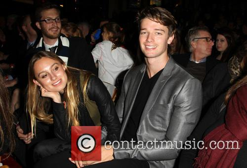 Taylor Burns and Patrick Schwarzenegger 1