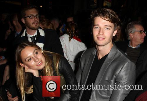 Taylor Burns and Patrick Schwarzenegger 2