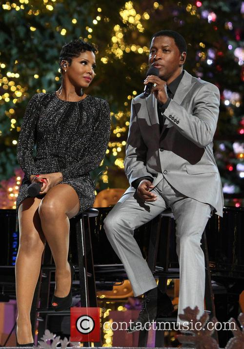 "Toni Braxton and Kenny ""babyface"" Edmonds 3"
