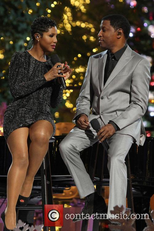"Toni Braxton and Kenny ""babyface"" Edmonds 4"