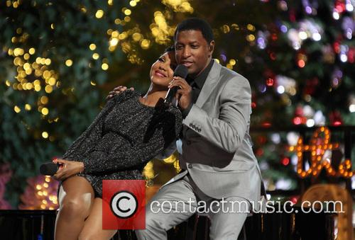 "Toni Braxton and Kenny ""babyface"" Edmonds 6"
