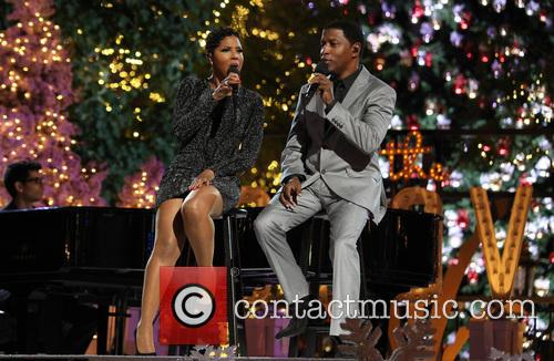 "Toni Braxton and Kenny ""babyface"" Edmonds 7"
