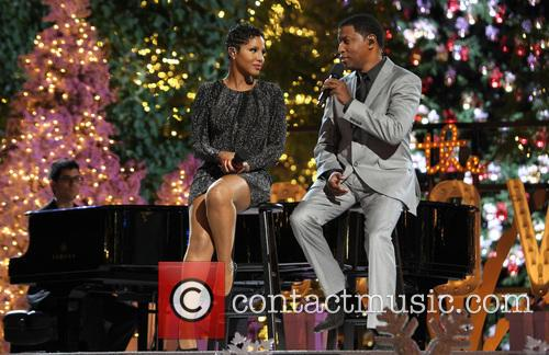 "Toni Braxton and Kenny ""babyface"" Edmonds 8"