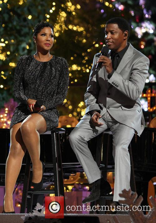 "Toni Braxton and Kenny ""babyface"" Edmonds 9"